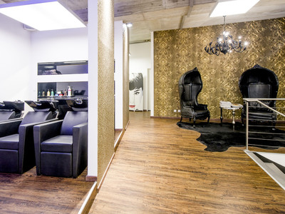 Unser Salon in Ried